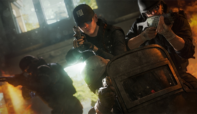 Игра Rainbow Six Siege