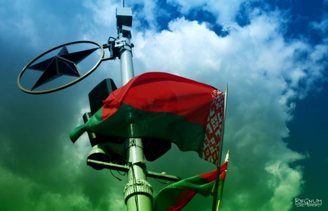 Белорусский флаг