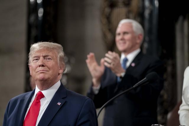 Выступление Дональда Трампа в Конгрессе США, 4 февраля 2020 года