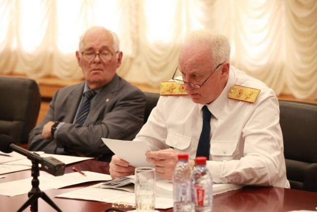 Александр Бастыркин.