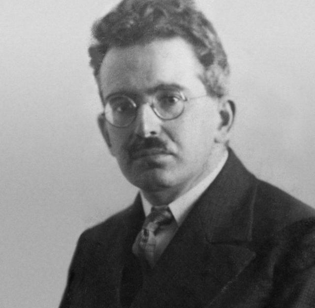 Вальтер Беньямин 1928