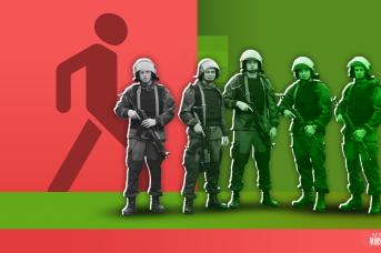 Догнать и перегнать Гондурас: военные уже на улицах Минска