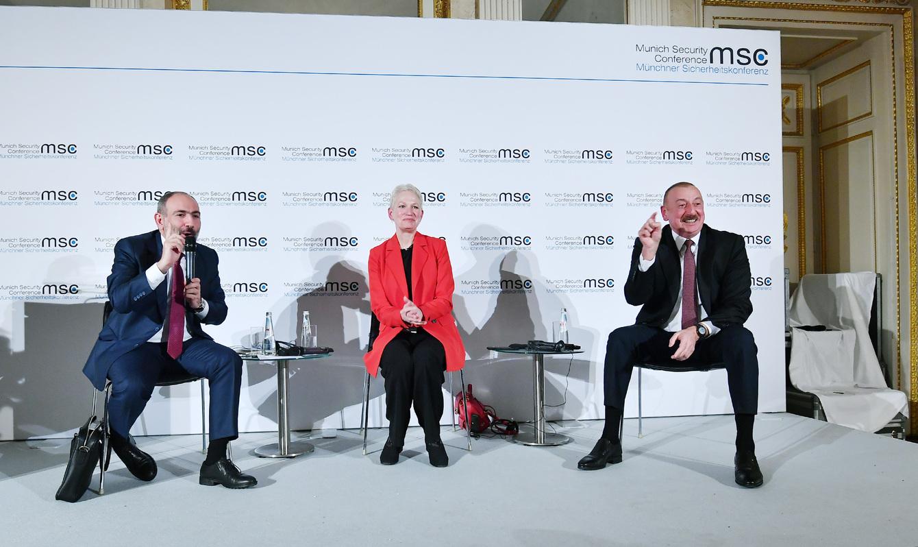 Алиев и Пашинян о чем-то договорились. О чем?
