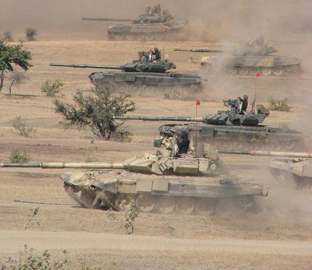 Индийские танки врываются в Африку: Дели планирует глубокий захват рынков