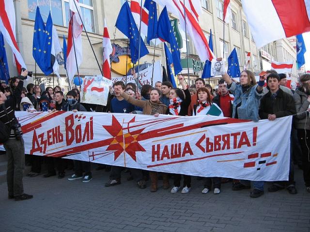 Украина-2: русофобы в Белоруссии продолжают травлю неугодных