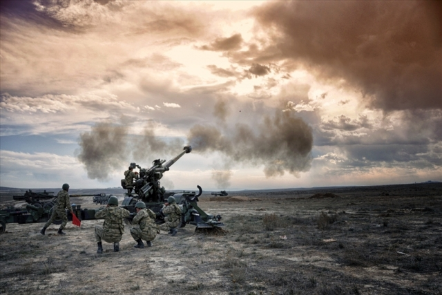 Турецкая артиллерия