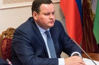 Министр труда и социальной защиты России Антон Котяков