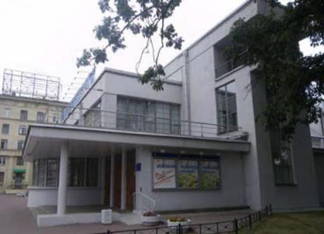 Дом культуры Ильича