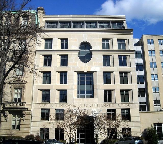 Фонд Карнеги. Вашингтон