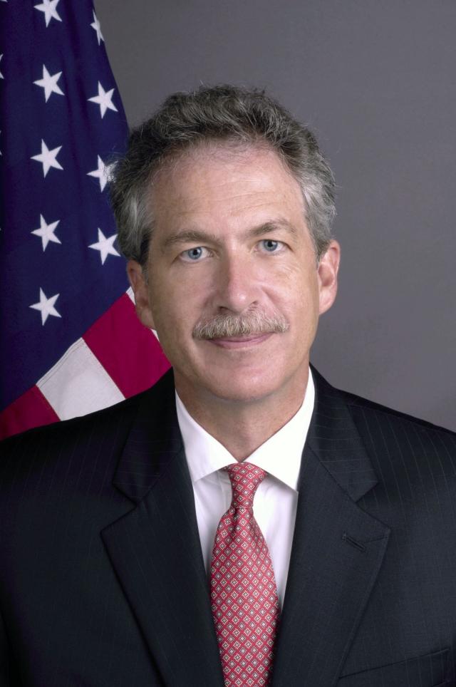 Уильям Джозеф Бёрнс, президент Фонда Карнеги, бывший посол США в России