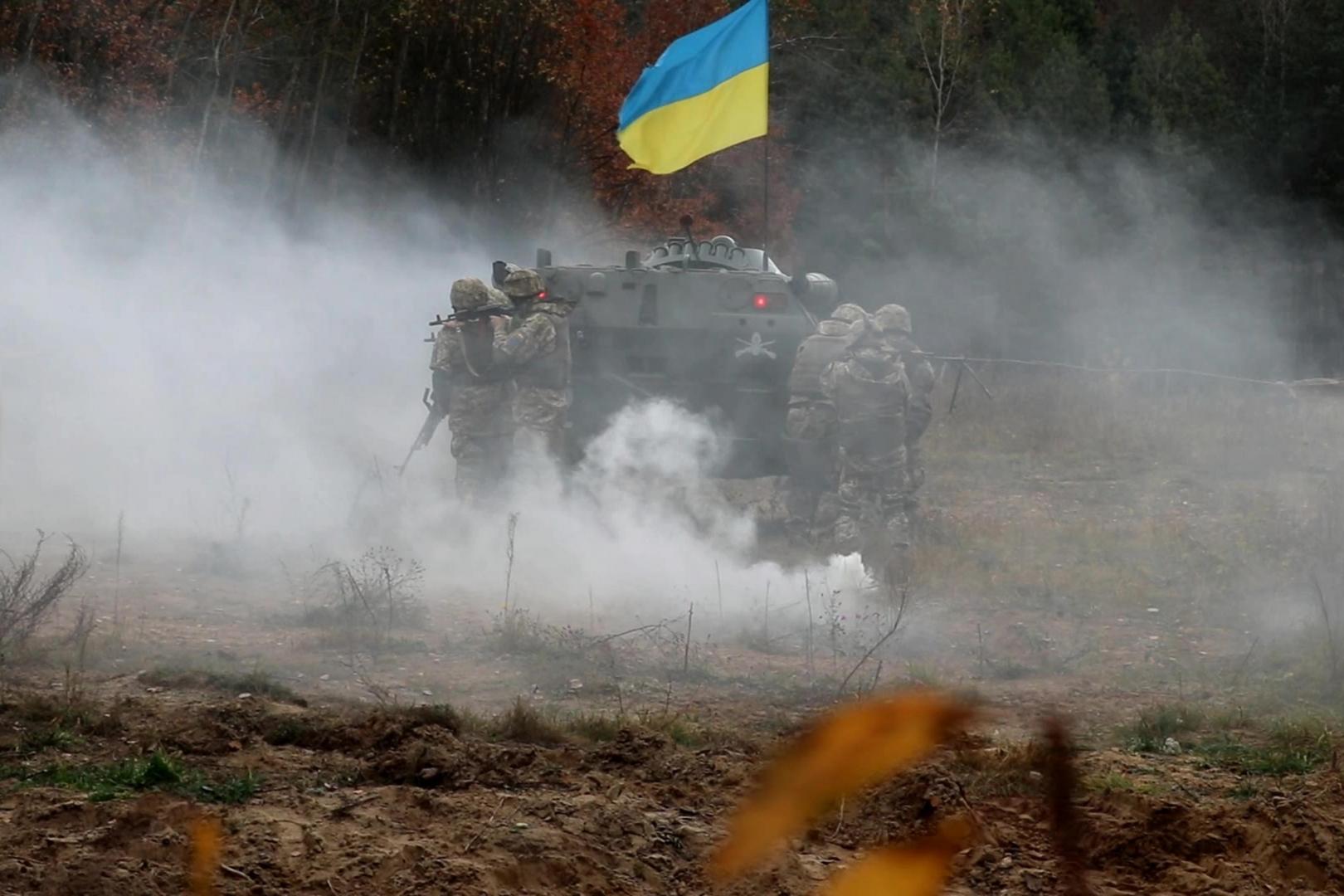 Засутки 3 украинских военнослужащих погибли, 9 ранены итравмированы— пресс-служба  ООС