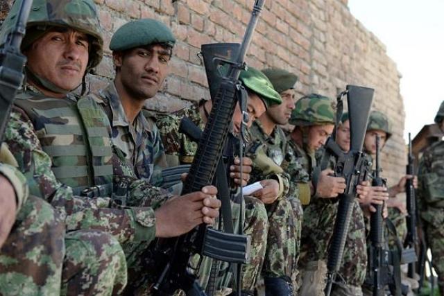 Национальная армия Афганистана