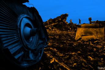 Крушение самолета рейса MH17
