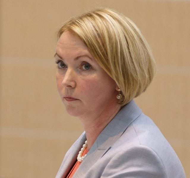 Первый заместитель губернатора Челябинской области Ирина Гехт