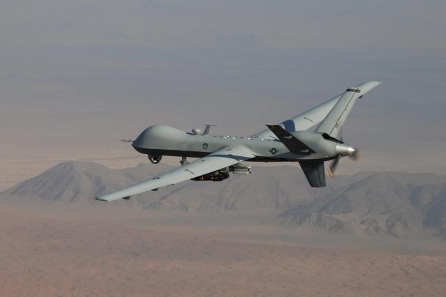Американский БПЛА MQ-9 Reaper