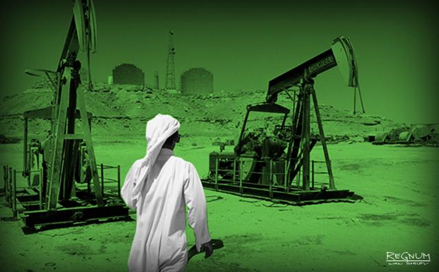 Нефть. Саудовская Аравия