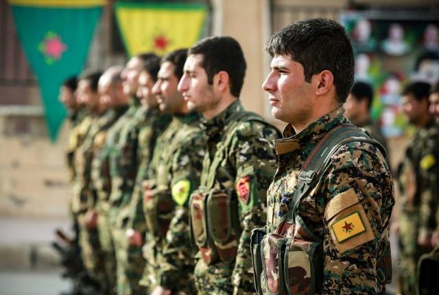 Отряды самообороны Курдистана