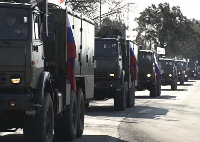 Военные специалисты Минобороны России прибыли на аэродром Орио-аль-Серио в городе Бергамо