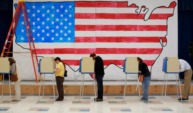 Президентские выборы в США