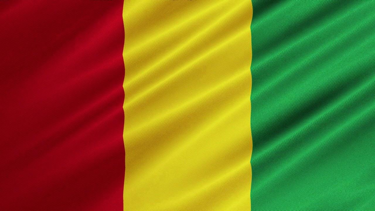 достопримечательности гвинеи фото флаг того, красивая
