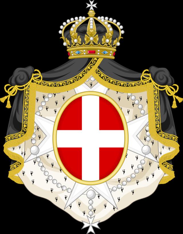 Герб Ордена Госпитальеров