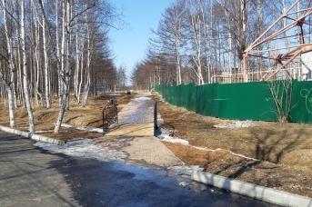 В портовом Ванино Хабаровского края пусто