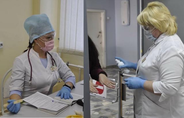 Меры безопасности в больницах Чебоксар