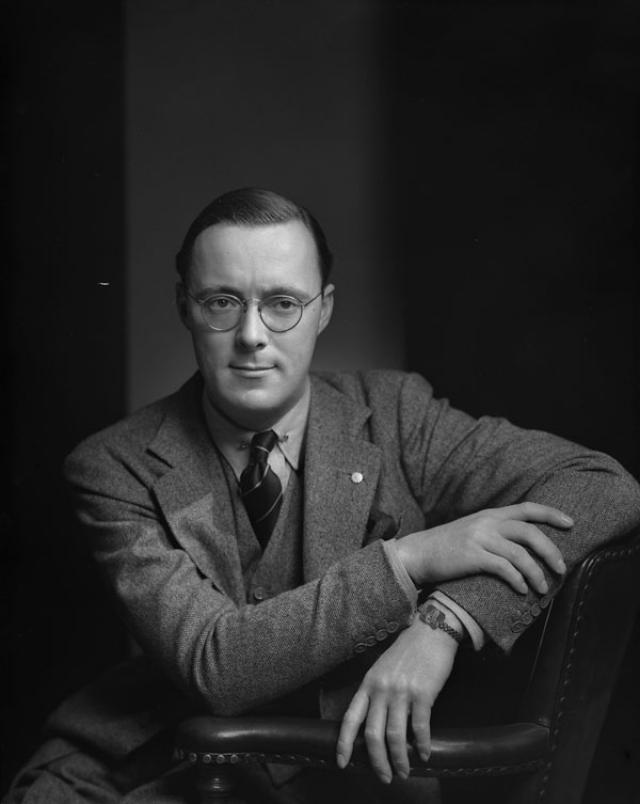 Бернард Липпе-Бистерфельдский в 1942 году