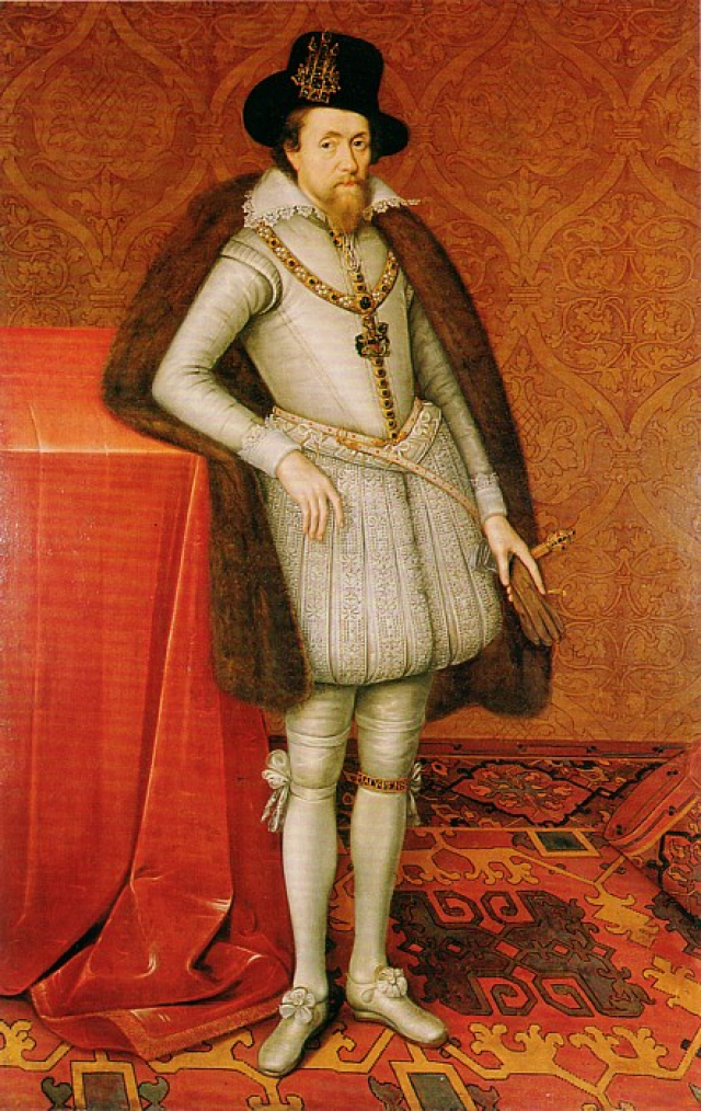 Яков (Иаков) VI Шотландский, он же Яков I Английский