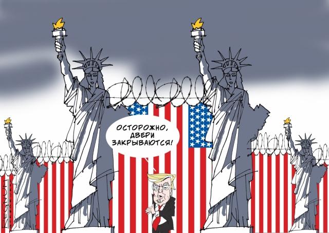 Иран ждет распада США