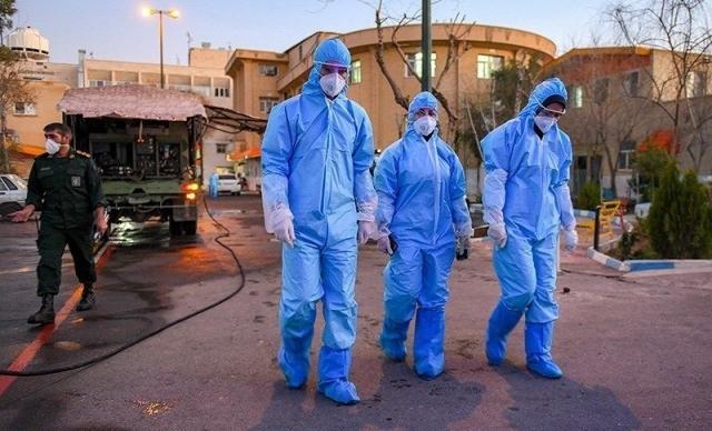 Эпидемия коронавируса в Иране