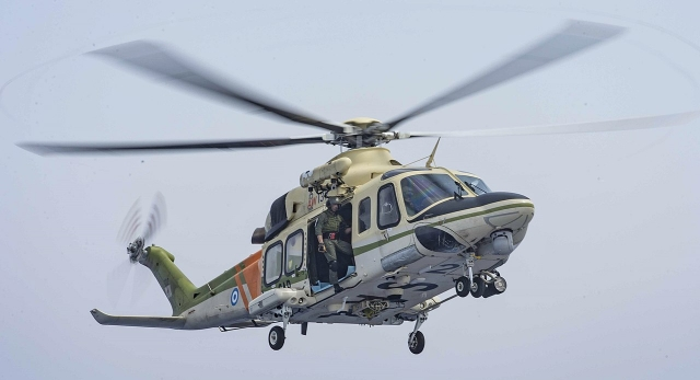 Вертолёт  ВВС Кипра