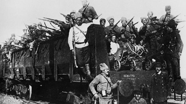 Десант Красной Армии в Казани, 1918 год