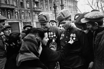 Освободители. Одесса. Апрель 1944 года
