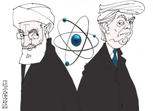 Тегеран отбивается от Помпео