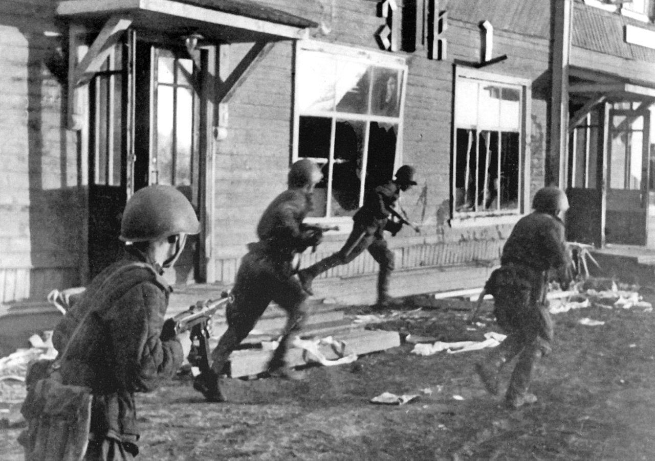 Штурм Карельского вала. Выборгско-Петрозаводская стратегическая наступательная операция 10 июня — 9 августа 1944 года