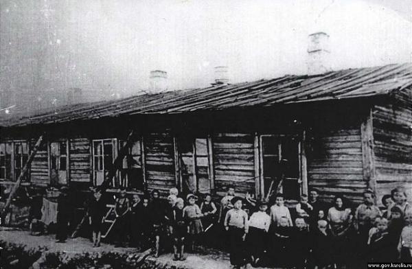 Детский концлагерь в Петрозаводске