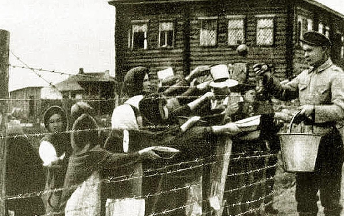 Финский концлагерь в Петрозаводске