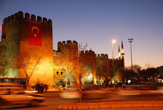 Кайсери. Турция