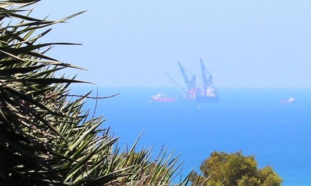 Газовое месторождение Левиафан. Израиль