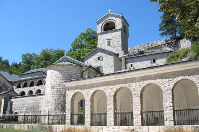 Цетинский монастырь. Черногория