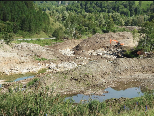 Экологи продолжают бороться в судах за сохранение алтайской реки Ануй