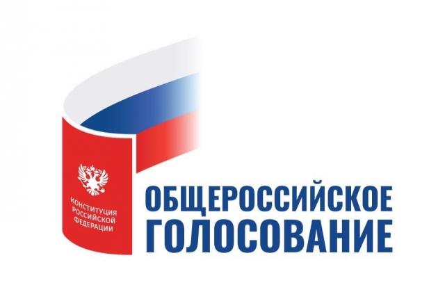Логотип общероссийского голосования