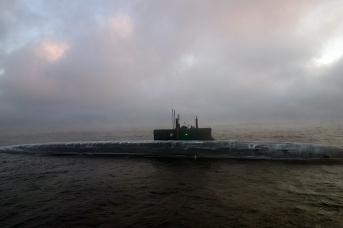 Атомный подводный ракетоносец «Князь Владимир»