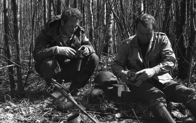 Поисковики «Сокола». 1969