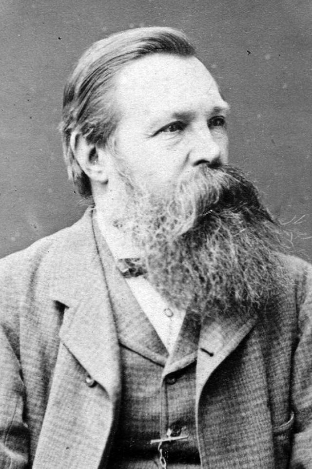 Фридрих Энгельс. 1879