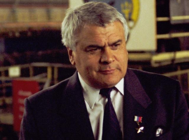 Давид Пашаев — герой России, генеральный директор АО «ПО Севмаш»