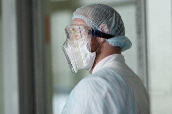 Работа Мариинской больницы после выхода из работы с коронавирусными больными