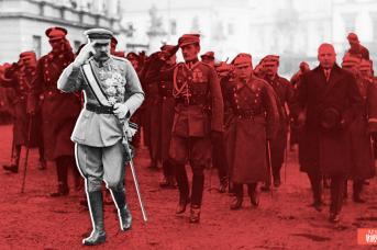 Юзеф Пилсудский. 1919