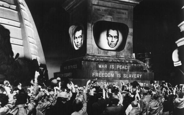 Война — это мир. Свобода — это рабство. Незнание — сила